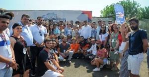 Canan Kaftancıoğlu Seferihisar'da Gençlerle Buluştu