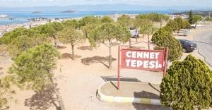 CENNET TEPESİ'NDEN AYVALIK BİR BAŞKA GÜZEL