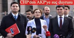 CHP'den Ali İhsan Yavuz hakkında suç duyurusu!