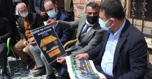 """CHP Genel Başkan Yardımcısı Veli Ağbaba, """"KUTSAL BİR İŞ YAPIYORSUNUZ, VARSINIZ AMA YOKSUNUZ"""""""