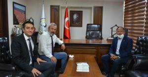 CHP İzmir Milletvekili Özcan Purçu ve Roman STK'ları İzmir Barosu'nu Ziyaret Etti