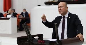 CHP'li Bakan'dan 'İzmir'in Çernobili' hakkında sorular…
