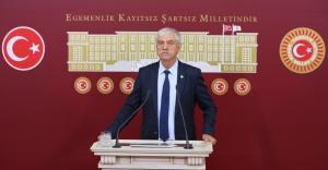 CHP'li Beko, atanamayan odyologların sorunlarını Meclis'e taşıdı