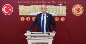 CHP'li Beko, Seferihisar ve Urla'daki 'hukuksuzluğu' yeniden sordu