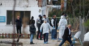 Denizli'de acil tıp teknisyeni ceset gömerken yakalandı