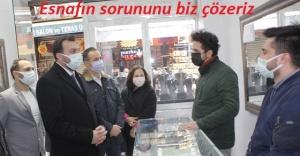 DEVA, İzmir'de ticaretin kalbine girdi