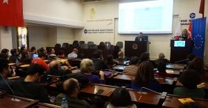 Dijital Çağda Veri Gazeteciliği Semineri Yapıldı