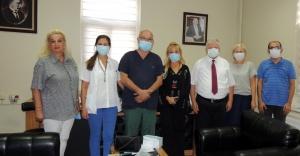 Eşrefpaşa Hastanesi'nden İGC Üyelerine Sağlık Taraması