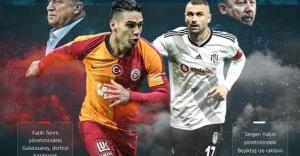 """Galatasaray, """"sessiz"""" derbide Beşiktaş'ı konuk edecek"""