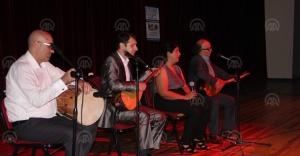 Görme engelliler İzmir'de müzik festivalinde buluştu