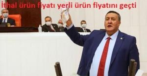 """Gürer: """"AKP, Türkiye'yi gıda enflasyonunda OECD'de lider yaptı"""""""