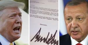 Hillary Clinton, Trump'ın Erdoğan'a mektubuyla alay edilen..