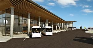 İlçe terminali 2022'de tamamlanacak