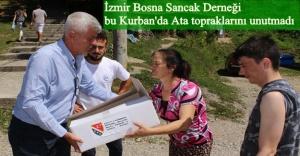 İzmir Bosna Sancak Derneği'nden Karadağ'da ki Boşnaklara kurban desteği