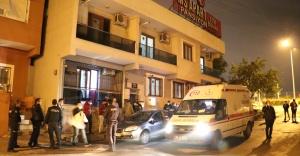 İzmir'de uyuşturucudan aranan kişinin kaldığı pansiyonda uyuşturucu ele geçirildi