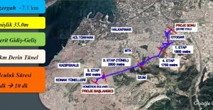 İzmir'in en uzun tüneli için ihale tarihi belli oldu