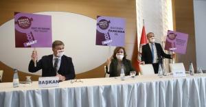 Karşıyaka Meclisinden Kadınlar için Farkındalık Eylemi