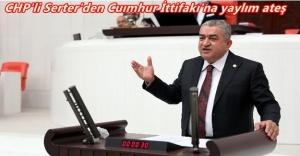 """""""Kıblesi Saray olan ittifakın üyelerisiniz"""""""
