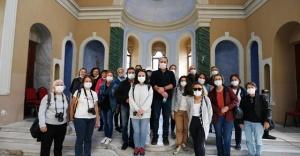 Konak'ta adım adım tarihe yolculuk