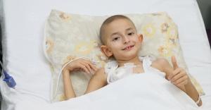 Küçük Aras 1,5 yaşındaki bebeğin karaciğeriyle yaşama tutundu