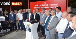 MARMARİS'TEKİ YANGIN HEMEN HER YERDE!