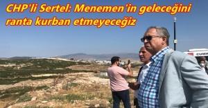 Menemen'deki hukuksuz arazi satışı Meclis gündeminde