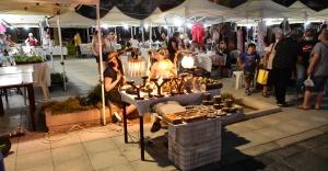 Narlıdere'de geceler güzelleşti