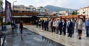 Narlıdere'de Muhtarlar Günü kutlandı