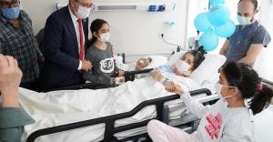 Perinçek Ailesi EÜ Hastanesinden taburcu oldu