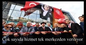 Prof. Dr. Aysel Bayraktar Kültür Merkezi Doğanlar'da büyük memnuniyet yarattı