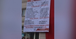 Şavşat Belediyesi'nin borcu 15 milyon lira