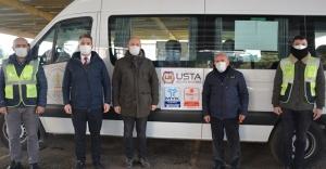Servisçilerin MYK Sınavları Başladı…