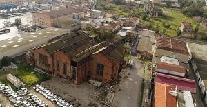 Tarihi Elektrik Fabrikası için fikirler yarıştı....
