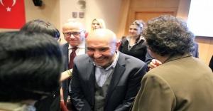 """Tunç Soyer projelerini üç """"cemre buluşmasıyla"""" açıklayacak"""
