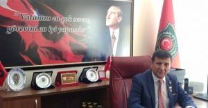 Türkiye Harp Malulü Gaziler, Şehit Dul ve Yetimleri Derneği İzmir Şube Başkanı Recep Doğru'dan açıklamalar
