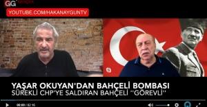 Yaşar Okuyan'dan 'Devlet Bahçeli MİT ajanı' iddiası