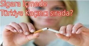 2020'ye en çok sigara içilen ? ülke olarak giren Türkiye