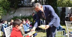 57. Kütüphaneler Haftası Bornova'da başladı