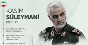 ABD saldırısında ölen İranlı general Kasım Süleymani kimdir?