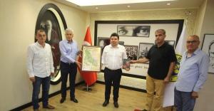 Abdullah Gül'den, Başkan Erhan Kılıç'a ziyaret!