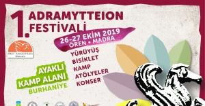 ADRAMYTTEİON FESTİVALİ BAŞLIYOR