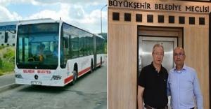 Akçay-Orjan ulaşım sorunu çözüldü