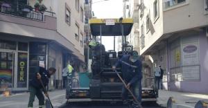 Alsancak ve Kahramanlar'a yenilenmiş sokaklar