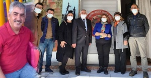 Amasyalıların Başkanı Nami Aslanoğlu Oldu!..