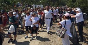 Anadolu Yakası Boşnak Dernek Başkanı Erden, 'Su ve Vicdan Nöbeti' konserine katıldı