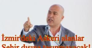 ASKERİ ALANLAR 'GEREKTİĞİNDE' HAZİNE'YE DEVREDİLECEK