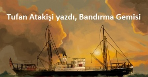 BANDIRMA GEMİSİ, DOĞRULARIN BİLİNMESİ ADINA...
