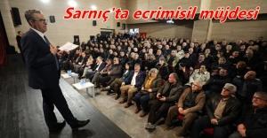 Başkan Arda'nın mücadelesi sonuç verdi, ecrimisiller durduruldu