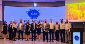 Başkan Ersoy Kocamanoğlu Güven Tazeledi