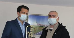 Başkan Gruşçu'ya Ödül Yağmuru